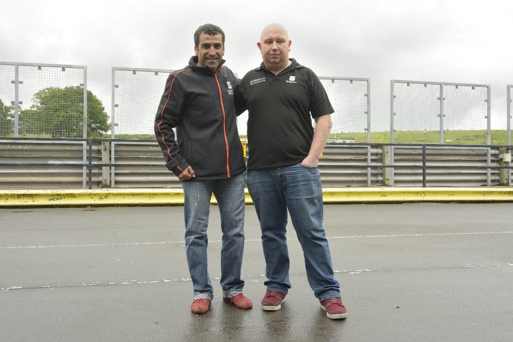 Andrew And Jordi