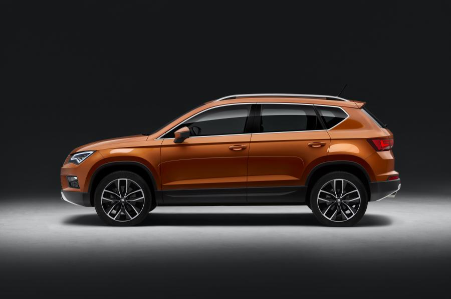the new seat ateca style dynamics and utility for the urban adventure leon owners club. Black Bedroom Furniture Sets. Home Design Ideas