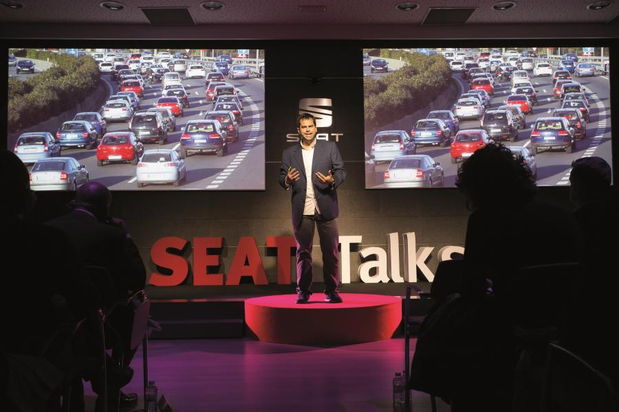 SEAT Talks is a new training method which provides innovative, experiential learning